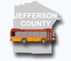 Jefferson County CAB BUS Zones