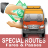 SPECIAL ROUTE FARES & PASSES