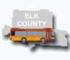 Elk County CAB BUS Zones