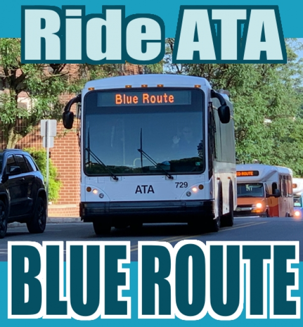 RideATA Blue Route - Retail