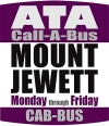 ATA Mt. Jewett CAB BUS