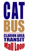 CAT BUS MALL LOOP LOGO