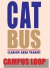 Clarion Campus Loop Fares & Passes